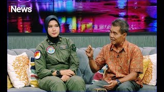 Kisah Ladiba, Anak Tukang Jagung Bakar yang Sukses Jadi Pilot Wanita TNI AD Part 01 - HPS 05/03