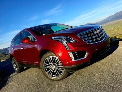 2017 Cadillac XT5 FIRST DRIVE REVIEW  (2 of 2)