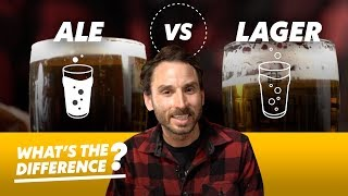 Ale Vs. Lager Beer — Whats The Difference?