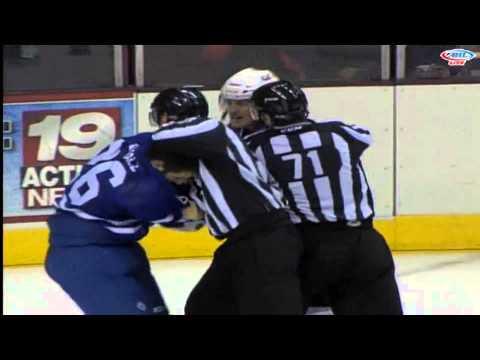 Kevin Marshall vs Mitchell Heard