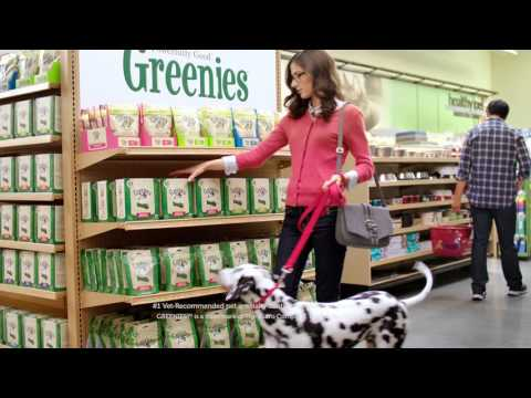 Save on Greenies Treats for Dogs and Cats (Petco)