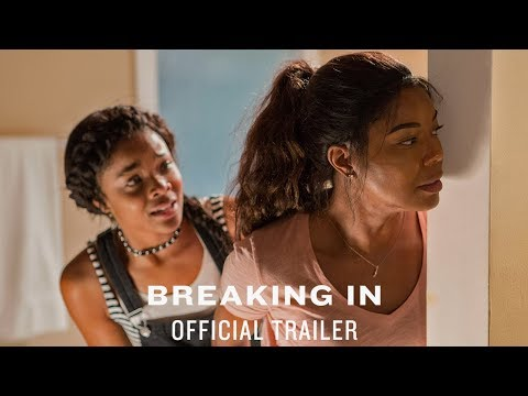 Movie Trailer: Breaking In (2018) (0)