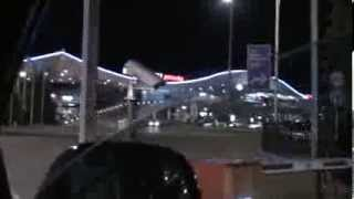 preview picture of video 'Drive to Almaty International Airport'