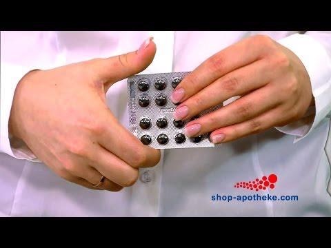 Das Medikament von gribka der Nägel auf den Beinen der Preis eksoderil