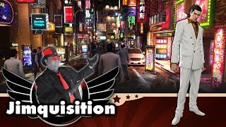 Yakuza's Open World Is Biggest And Bestest (The Jimquisition)