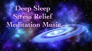 10 HOURS DEEP SLEEP~Stress Relief~Restoring~Relaxing~Meditation Music 432Hz.