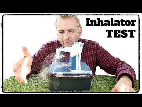 🔴 INHALATOR TEST (AUCH UNTERWEGS EINFACH BENUTZEN ) Beurer IH 50