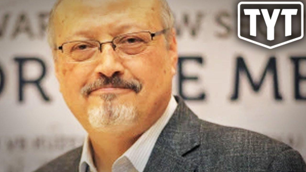 Trump Admin Finally Taking Jamal Khashoggi Death Seriously and Gifting TYT thumbnail