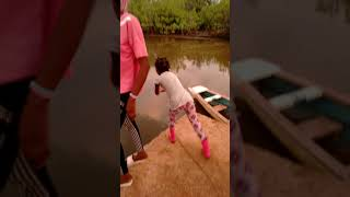 preview picture of video 'Fishing gone wrong'