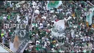 Brazil: Chapecoense draw against champions Palmeiras in first game since plane crash