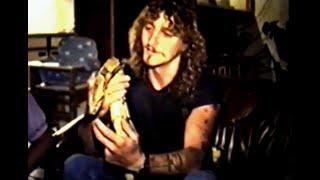 Slangenliefhebber Peter Kosters – 1990