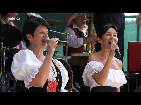 Originální lidová kapela Moravanka v Sedlci-Prčici