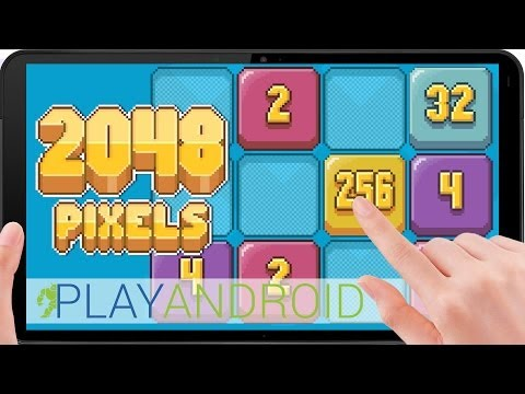Video of 2048 Pixels