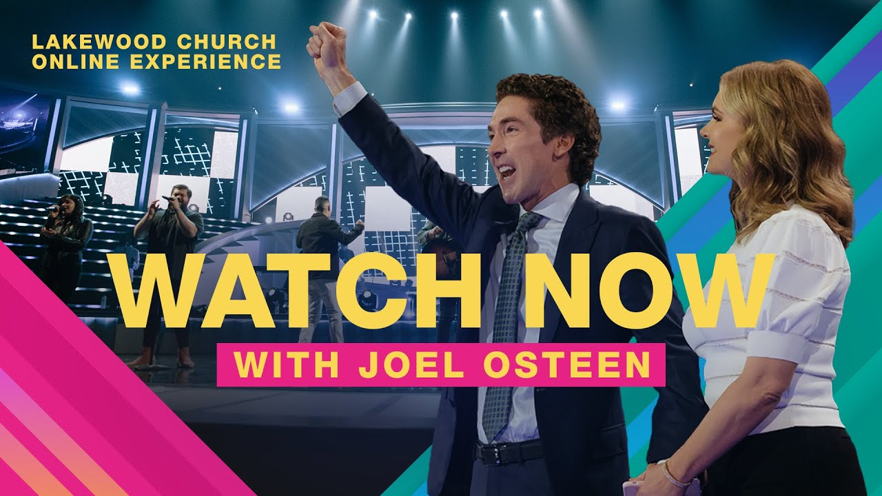 Today's Joel Osteen Sunday Service 18th October 2020