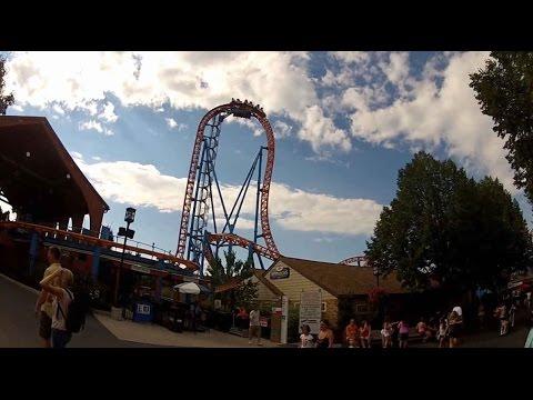 Hersheypark Roller Coaster Walk Thru Part 9 POV Complete Park Walking Tour