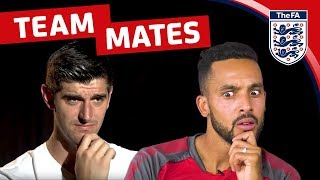 Arsenal vs Chelsea - Teammates Quiz