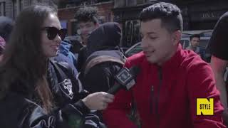 [REUPLOAD] The Supreme Line in NYC Was Crazy For North Face Drop