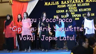 preview picture of video 'Poco-poco Dance by Peguam Kelantan'