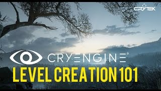 CRYENGINE 5.3: Level Creation and Terra Forming Tutorial