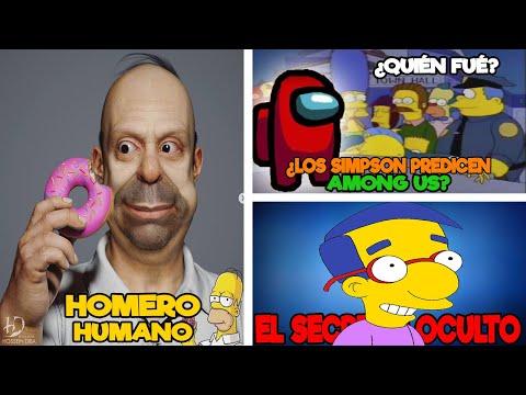 7 Datos Misterios de Los Simpson que Fueron Encontrados Despues de un Gran Tiempo