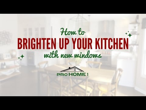 Big, open, airy and beautiful kitchens can transform your home.  To transform your kitchen into a bright, welcoming and energized room, consider the following tips.