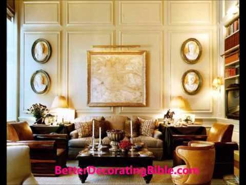 Oturma Odası Dekorasyon Düşünceleri