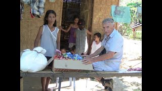 WIFE WHO LOST HUSBAND RECEIVES GROCERIES 2500 FROM JOHN S