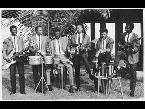 Geraldo Pino & his Heartbeats - Maria Lef For Waka