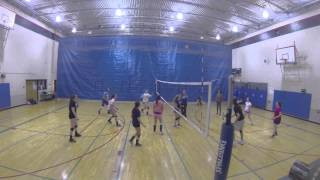 Palouse Volleyball Pullman Open Gym 20150123