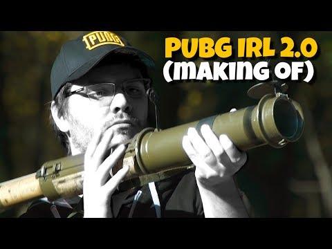 PUBG IRL 2 (Making of)