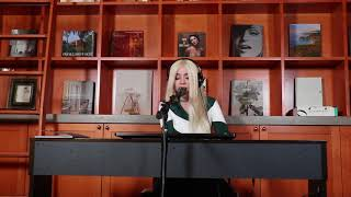 """Ava Max """"Into Your Arms"""" (Acoustic Cover)"""