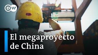 China se apodera de Europa - La Nueva Ruta de la Seda | DW Documental