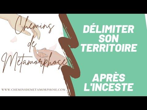 Délimiter son territoire après l'inceste et les abus sexuels