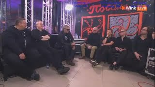 Рок-группа АлисА, Группа Алиса. Интервью. Онлайн-трансляция 24.04.2020