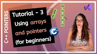 C++ POINTERS (2020) - How to use pointers and arrays (for beginners) PROGRAMMING TUTORIAL