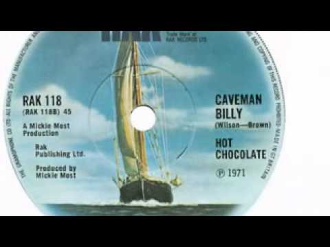 Caveman Billy (1970) (Song) by Hot Chocolate