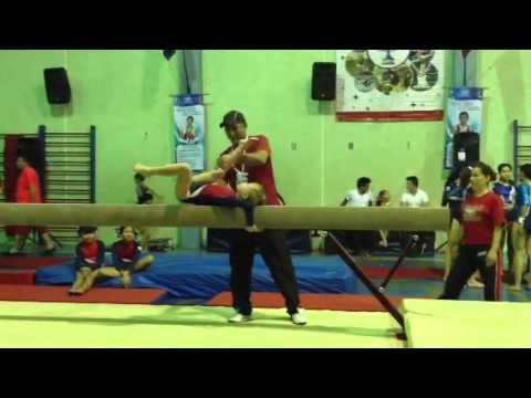 Ver vídeoCampeonato estatal de gimnasia artística 2013 Coatzacoalcos Veracruz México