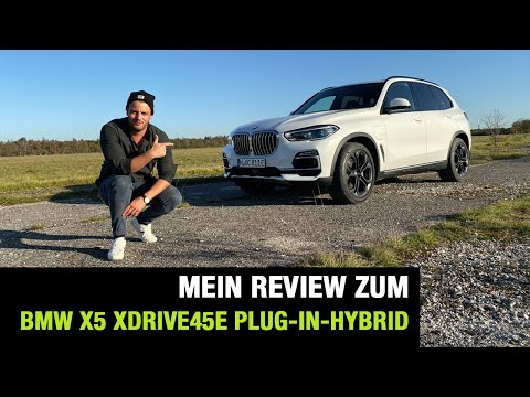 2020 BMW X5 xDrive45e iPerformance 🔋🔌 Plug-in-Hybrid Fahrbericht | FULL Review | POV | Test-Drive.