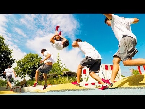 Parkour Training Solo SESSION – How I train Parkour & Freerunning