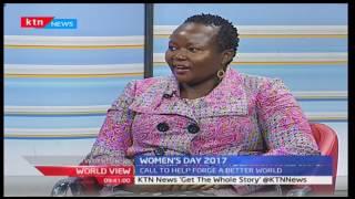 World View: Activists want gender gap bridged [Part 1]