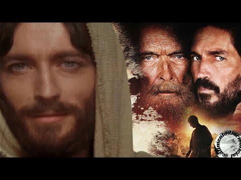 Filme de Jesus- O sermo do monte - As bem aventuranas/Filme Paulo Apstolo de Cristo