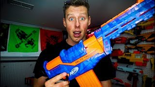 The Blasters for NERF GUN GAME 10.0!