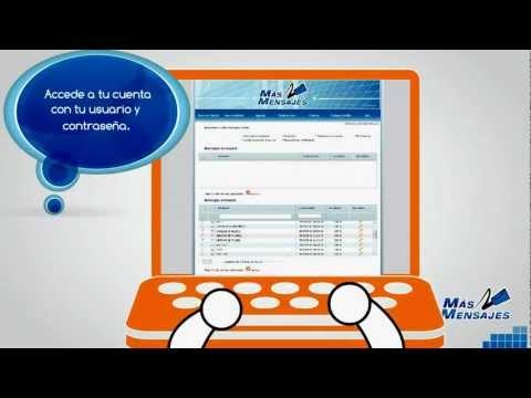 Más Mensajes, ¡Envía miles de SMS a tus clientes en minutos!