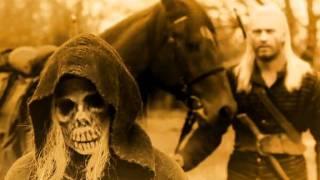 """КУКРЫНИКСЫ: """"Черный Ворон"""" - клип по сериалу """"Ведьмак"""""""