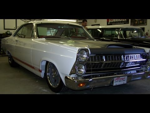 "Download 1967 Ford Fairlane Boss 429 Street Rod  ""Great white"" HD Mp4 3GP Video and MP3"
