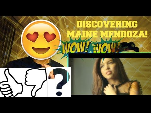 MEGA Iconic Women: Maine Mendoza FIRST TIME REACTION TO HER! (New fan who this?)