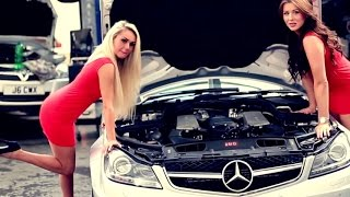 C63 AMG SUPERCHARGED 750BHP + Insane Sound and Acceleration