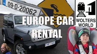 What You Should Know About Renting a Car in Europe