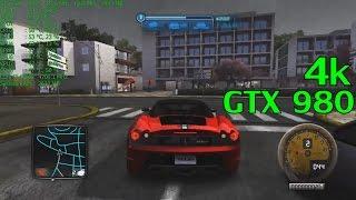 Test Drive Unlimited 2 | ULTRA 4k 3840X2160 | GTX 980 & i7 4790k