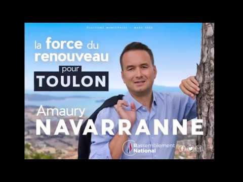 Clip Toulon 2020 En Route Pour Les Municipales Avec